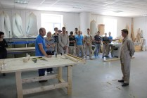Werkstatt in Causeni