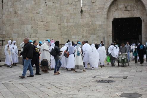 Tor von Damaskus, Jerusalem