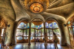 Casa Batllo, Interior (Barcelona)