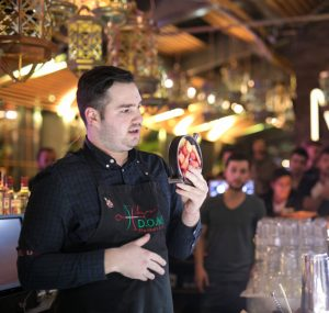 RAISING THE BAR: MIHAI FETCU OF BAR D.O.M.E.