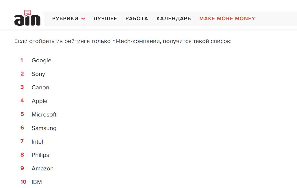 Три способа получить первые 50 ссылок на сайт