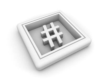 Hasgtag logo