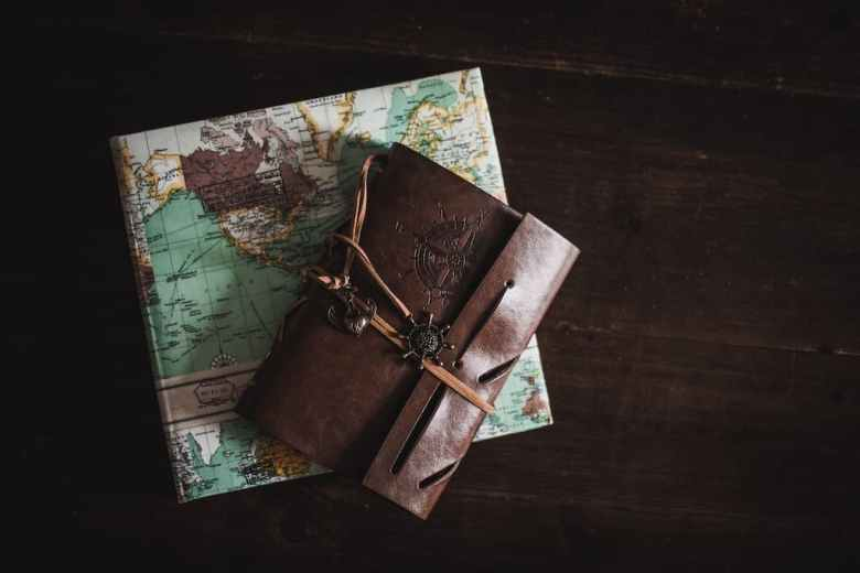 journal for photos