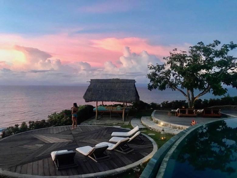 Sunset Mu Bali