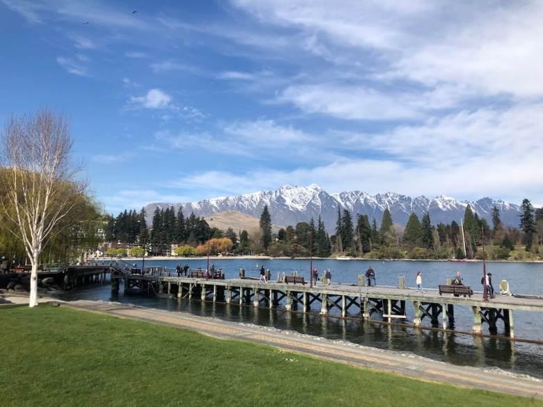 Bike Trails in New Zealand