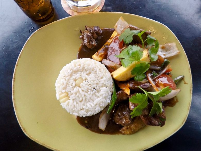 Traditional Food in Peru