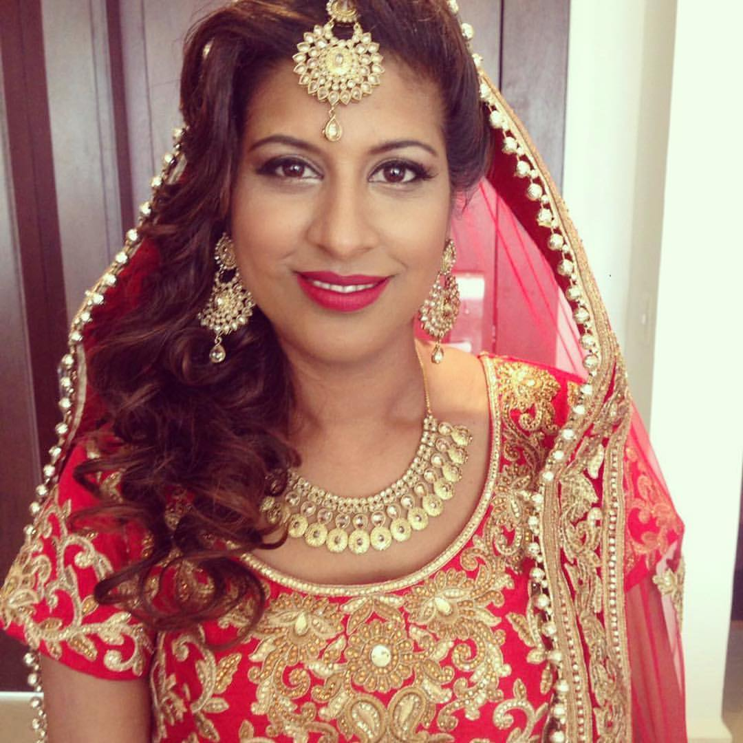 Hair and make up for indian bride,moon palace,cancun