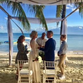 Wedding in Cancun