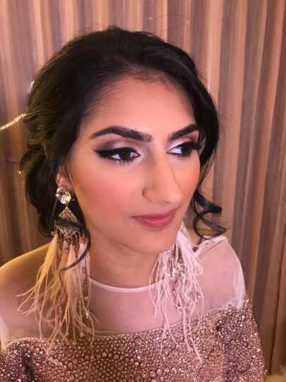 indian bride make up for sangeet event indian bride wedding