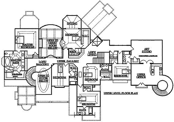 New Home Plans & Floor Plans, Alex Custom Homes Luxury