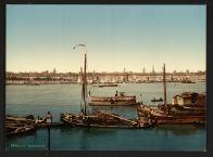 Bordeaux vista dalla Bastide