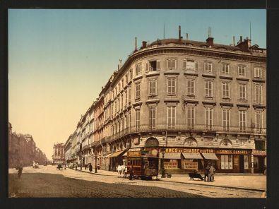 Cours du Chapeau-Rouge : il palazzo Boyer-Fonfrède