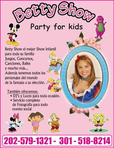 Betty-show