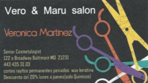 Vero & Maru Salon