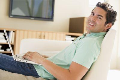 Hispanic Man in the USA