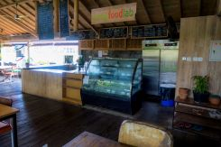 Living Food Lab - Hubuds in-house cafe