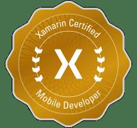 Xamarin Certified Developer