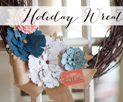 Fall Inspired Wreath