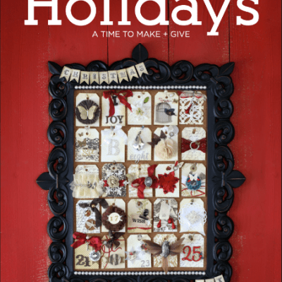 My First Cover – Advent Calendar