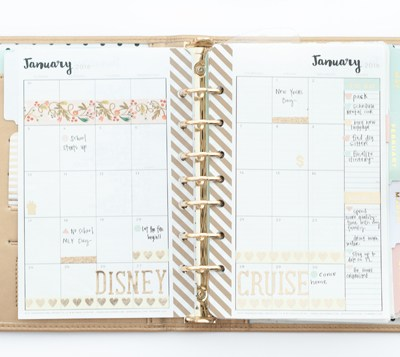 My Minds Eye | Planner Love