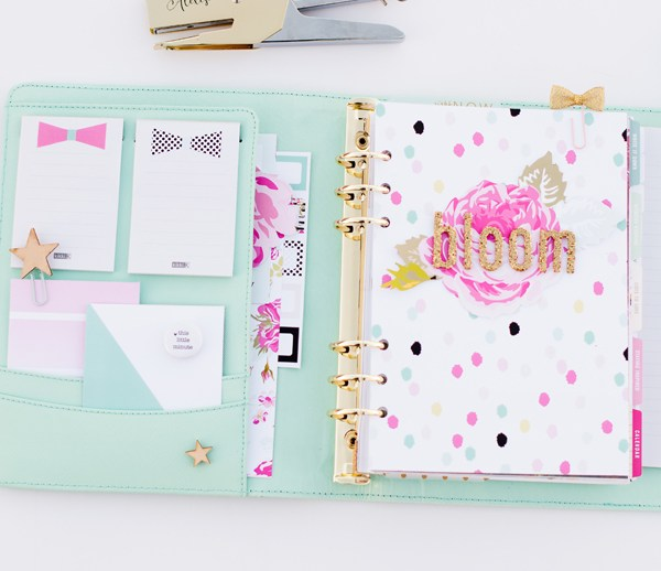 Planner Set Up | Felicity Jane