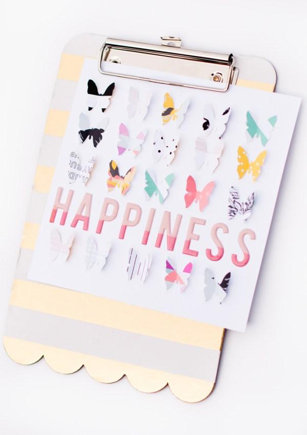 Butterfly Wall Art | Felicity Jane