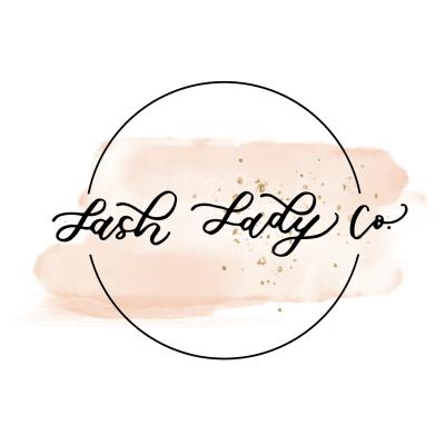 Lash Lady Co. Logo