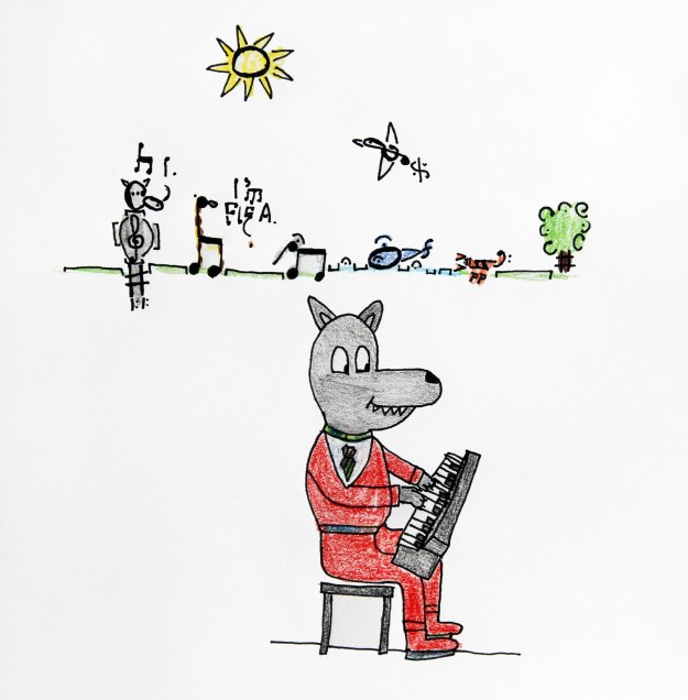 Lazy_Wolf_Musician