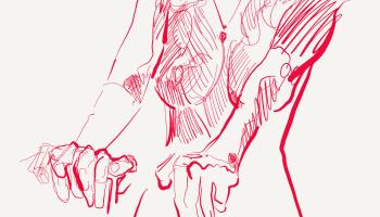 Figure drawing event, Sketchbook look  | Alex Feliciano