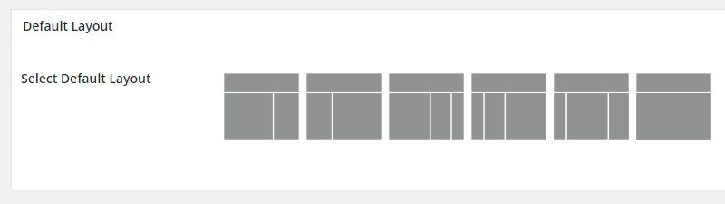 Image of grid design used for mobile responsive websites
