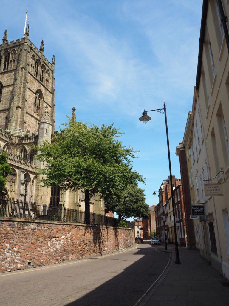 a weekend in Nottingham