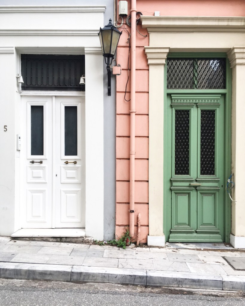 best areas to stay in Athens