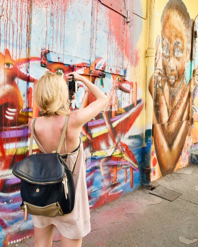 what to do in guadeloupe- street art in the city