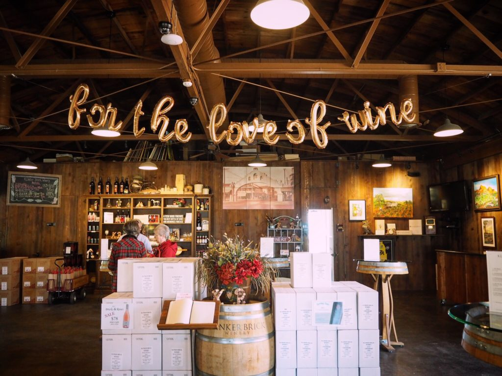 a guide to wine tasting in Lodi