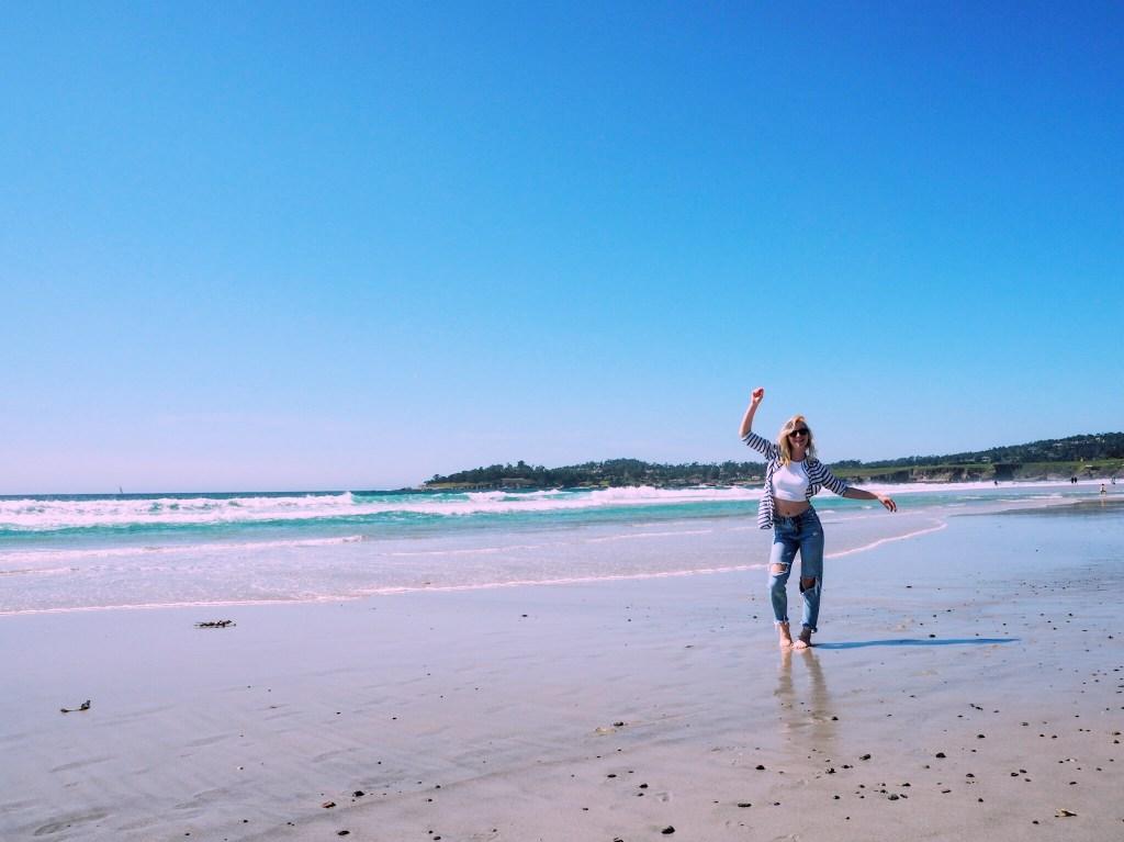 a weekend in Carmel by the Sea