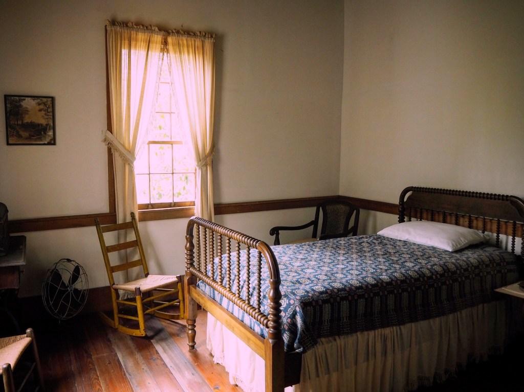 the John Charles McNeill house in Riverton North Carolina