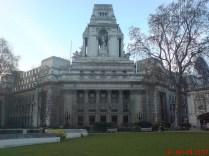 Port of London building
