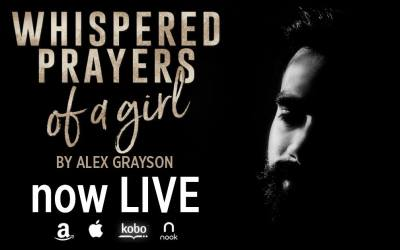 WHISPERED PRAYERS of a GIRL IS LIVE!