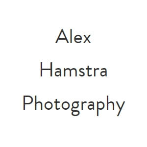 Logo Alex Hamstra Photography