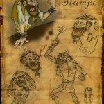 Charakterkonzept -  Stumpe