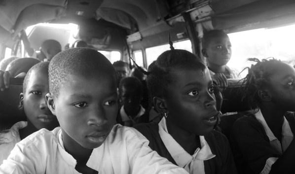 Grade 4 go on a field trip.