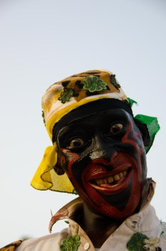 Another Zimba dancer.