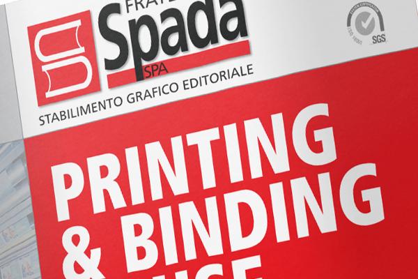 Creatività pagine pubblicitarie Spada