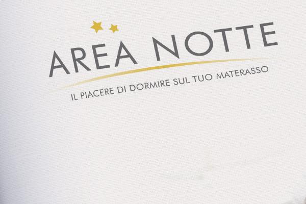 Impaginazione grafica cataloghi Area Notte
