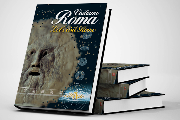 Impaginazione grafica libro CittArte