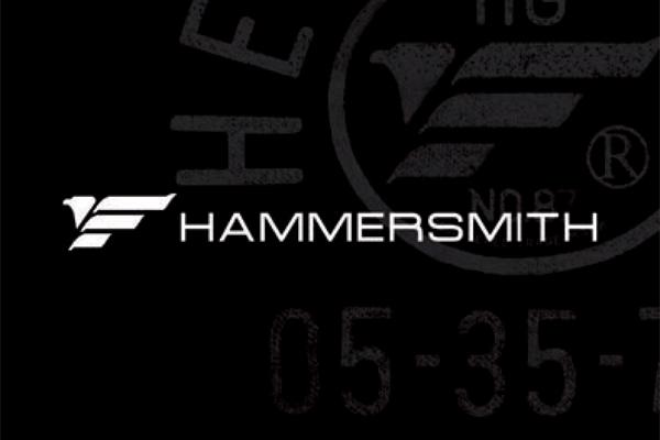 Impaginazione grafica catalogo di moda HammerSmith