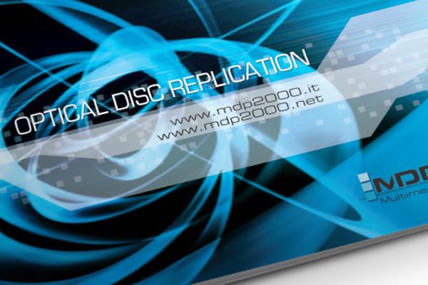 Progetto grafico impaginazione grafica brochure MPD 2000