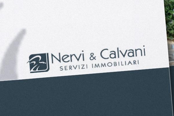 Impaginazione grafica pieghevoli Neri&Calvani.