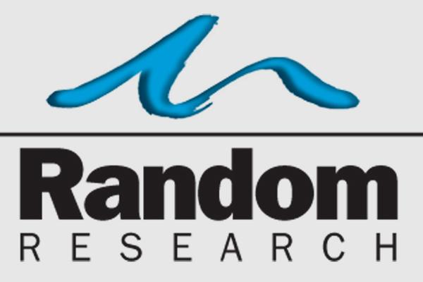 Progettazione logo marchio Random Research | alexiamasi.com