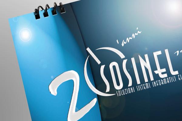 Progettazione grafica calendari Sosinel